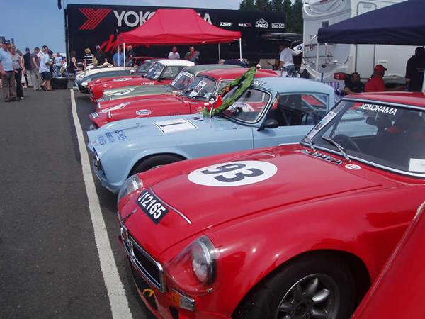 MGC-GT Sebring « Scruffy Motorsport